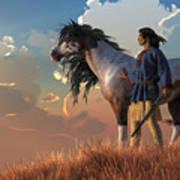 Guardians Of The Plains Poster