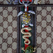 Gucci Monogram With Jewelry 3 Poster