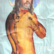 Guess Jesus Poster