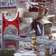 Guggenheim Bilbao Museum II Poster