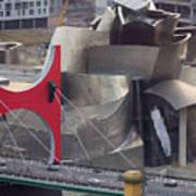 Guggenheim Bilbao Museum IIi Poster