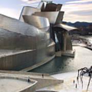 Guggenheim Bilbao Museum Poster
