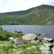 Guinness Lake Poster