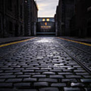 Guinness Storehouse Gate - Dublin, Ireland - Travel Photography Poster
