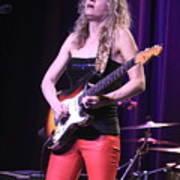 Guitarist Ana Popovic Poster