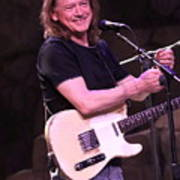 Guitarist Robben Ford Poster