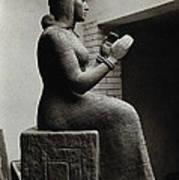 Gula, Mesopotamian Goddess Of Healing Poster