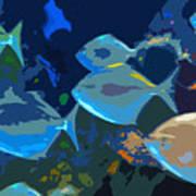 Gulf Stream Poster