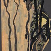 Gustav Klimt's Tears Poster