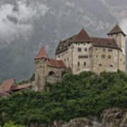 Gutenberg Castle Poster
