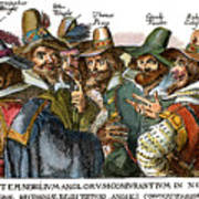 Guy Fawkes, 1570-1606 Poster
