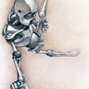 Gym-bot Pommels Poster