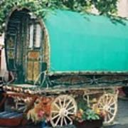 Gypsy Wagon Poster