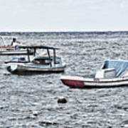 Habana Ocean Ride Poster