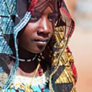 Hadji A Fulani Girl II Poster