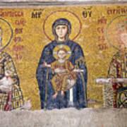 Hagia Sophia Mosaic Poster