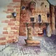 Haidelburg Castle Poster