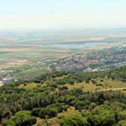 Haifa Natural Park Poster