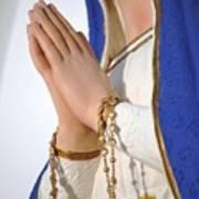 Hail Mary Full Of Grace Poster