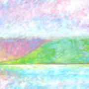 Haleakala Dawn Poster by Angela Treat Lyon