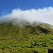 Haleakala Landscape Poster