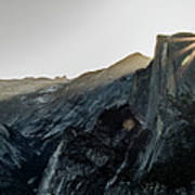 Half Dome From Glacier Point Poster