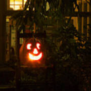 Halloween Beacon Poster by Cheri Randolph