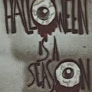 Halloween. Poster