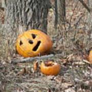 Halloween Leftovers Poster
