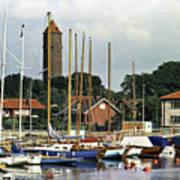 Halsingborg Marina 2 Poster