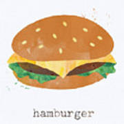 Hamburger Poster