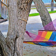 Hammock Time In The Florida Keys Poster