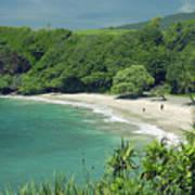 Hana Coast, Hamoa Beach Poster