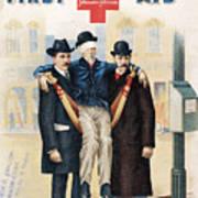 Handbook: First Aid Poster