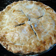 Handcrafted Apple Pie Poster