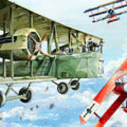 Handley Page 400 Poster by Charles Taylor
