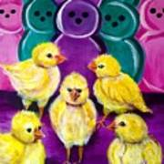 Hangin' With My Peeps Poster