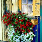 Hanging Gardens Poster