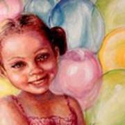 Happy Balloons Poster