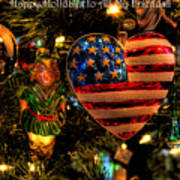 Happy Holidays To All My Faa Friends Poster