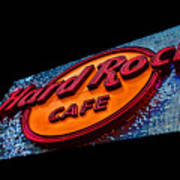 Hard Rock Hollywood Poster