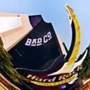 Hard Rock Tower Poster