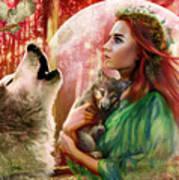 Harest Moon Brethren Variant 2 Poster