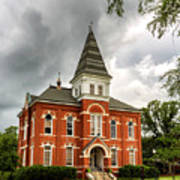 Hargis Hall - Auburn University Poster