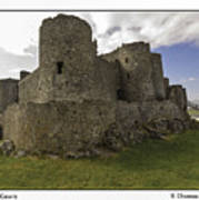 Harlech Castle Poster