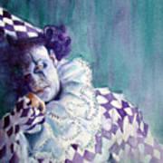 Harlequin I Poster