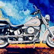 Harley Hog II Poster