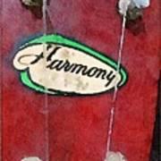Harmony Uke Poster