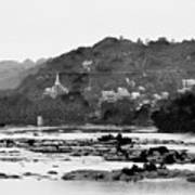 Harper's Ferry From Across The Potomac Poster