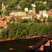 Harpers Ferry Poster